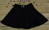 Школьная юбка для девочки  на рост 116-164 см