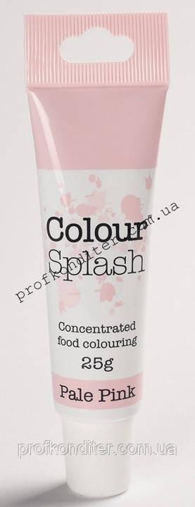 Гелевый краситель Colour Splash Pale Pink