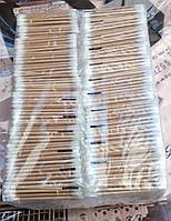 Ватные ушные палочки дерево, в упаковке  2000 шт.