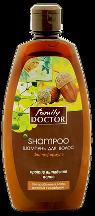 """Шампунь"""" Фіто-формула проти випадіння волосся """" 500 мл Family Doctor (1752) , фото 2"""