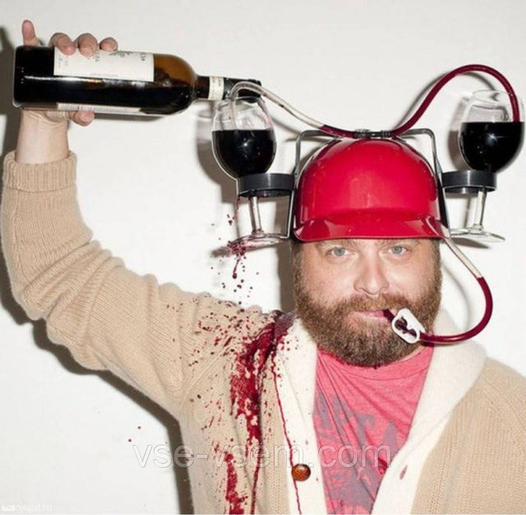 Пивная каска, шлем для банок с пивом. - Интернет - магазин Vse-vsem в Киеве