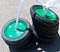 Запасне металеве колесо з підшипником, діаметр 16 див.