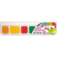 Краски акварельные медовые «Зоо(Мини)» 19С1248-08 Луч, 6 цветов