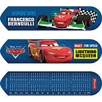 """Закладка для книг 2D """"Cars"""" 705815 1 Вересня"""