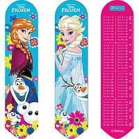 """Закладка для книг 2D """"Frozen"""" 705811, 1 Вересня"""