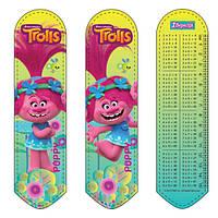 """Закладка для книг2D """"Trolls""""705897 1 Вересня"""