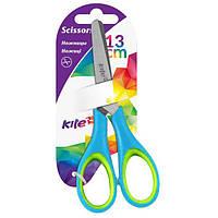 Ножницы детские с резин. вставками, 13см Kite