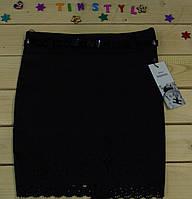 Школьная юбка для девочки  на рост 128-164 см