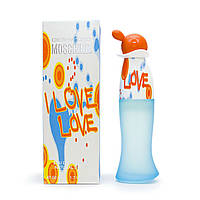 Парфюмированная вода  Moschino I Love Love