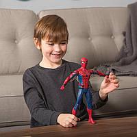 Интерактивная фигурка Человека-Паука 30 см со звуковыми и световыми эффектами