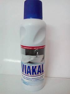 Viakal Чистячий засіб для хромованих поверхонь і поверхонь із неіржавіючої сталі  без запаху 500мл