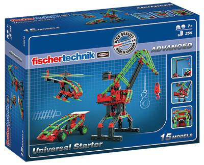 Fisсhertechnik ADVANCED конструктор Универсал FT-536618