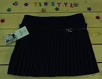 Школьная юбка для девочки  на рост 116-146 см