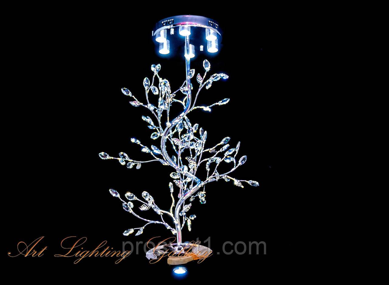 LED Люстра «Дерево» 8513