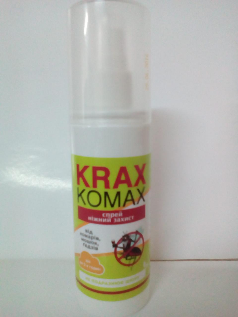Крах комах Лосьон-спрей від комарів ніжний захист (2год) (0411)