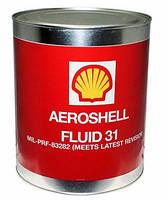 Cинтетическое масло Aeroshell Fluid 31 гидравлическая жидкость
