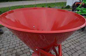 Разбрасыватель минеральных удобрений навесной Jar-met 650 кг, фото 2