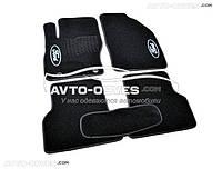 Коврики в салон автомобиля Ford Focus II (2005-2011) | материал - ворс
