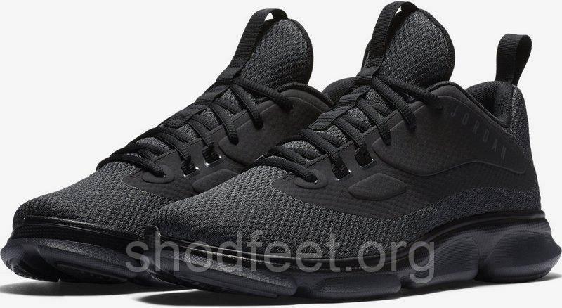 Мужские баскетбольные кроссовки Jordan Impact Training Black