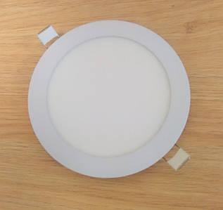 Светильник врезной LED Downlight  9W 6500K/4000К/3000К  диаметр 147мм круглый алюминиевый корпус !