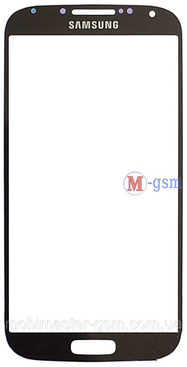 Стекло Samsung i9500 Galaxy S4, I9505 Galaxy S4 кофе