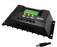 Фотоэлектрический контроллер заряда JUTA CM3048, 30А 48В, PWM, фото 1