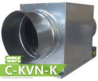 Канальный нагреватель для круглых каналов C-KVN-K-250