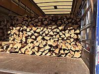Сухие дрова колотые