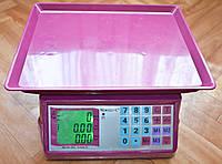 Торгові ваги ACS (Wimpex) до 40 кг., фото 1