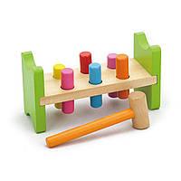 Іграшка стучалка Забий гвоздик Viga toys (50827)