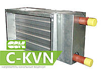 Нагреватель водяной канальный C-KVN