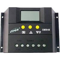 Фотоэлектрический контроллер заряда JUTA CM5048, 50А 48В, PWM