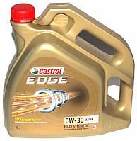 Масло моторное Castrol EDGE 0W30 A3/B4 4литра