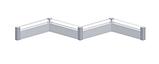 Столбики для плинтуса из МДФ 16x60, фото 3