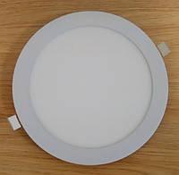 Светильник врезной LED Downlight  24W 6500K/4000К/3000К  диаметр 300мм круглый алюминиевый корпус !