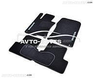 Коврики в салон автомобиля Honda Accord (2008-2012) | материал - ворс