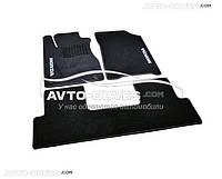 Коврики в салон Honda CR-V (2013-...) (АКПП) | материал - ворс