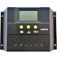 Фотоэлектрический контроллер заряда JUTA CM6048, 60А 48В, PWM