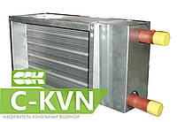 Канальный нагреватель водяной C-KVN-60-30-3