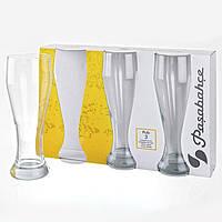 Бокалы (стаканы) пивные, в упаковке 3 шт., фото 1