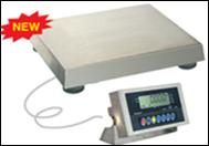 Влагозащищенные товарные весы  (IP65) ВПЕ-Центровес-230НЖ до 30 кг; (295x350 мм)