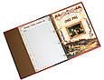 Родословная книга в кожаном переплете 620-01-29, фото 3