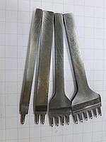 Пробойник разметочный  для шва 4 мм (компл. 4 шт)