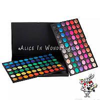 Тени палитра теней MAC 120 №1 оттенков полноцветные Mac Cosmetics тени для век , фото 3