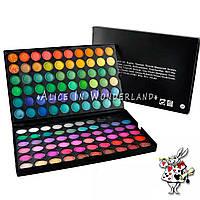 Тени палитра теней MAC 120 №1 оттенков полноцветные Mac Cosmetics тени для век