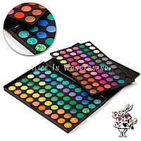 Тени палитра теней MAC 120 №1 оттенков полноцветные Mac Cosmetics тени для век , фото 4