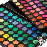 Тени палитра теней MAC 120 №1 оттенков полноцветные Mac Cosmetics тени для век , фото 5