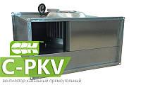 Вентилятор канальный прямоугольный C-PKV-80-50-4-380
