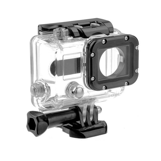 Подводный защитный бокс N-BX02 для экшн-камер EKEN, AIRON, ACME, SIGMA
