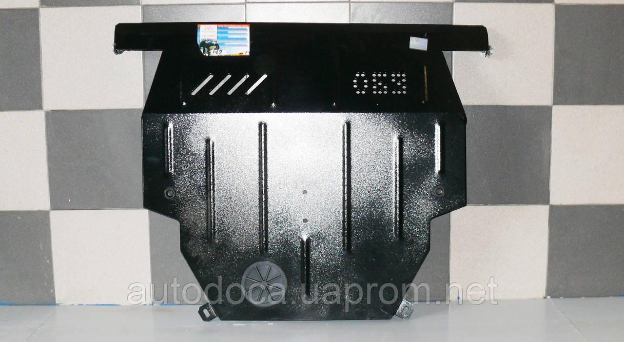 Захист картера двигуна і кпп Nissan Primera (Ніссан Прикладу) P10 1990-